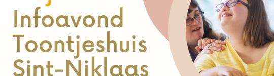 Infoavond Toontjeshuis Sint-Niklaas